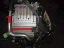 Двигатель+КПП MITSUBISHI 6A13 Контрактная