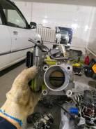 Заслонка дроссельная. Honda Fit, GE6, GE7 Двигатель L13A
