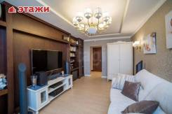 2-комнатная, улица Станюковича 3. Эгершельд, проверенное агентство, 104кв.м.