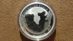 1 доллар 2011 г. Австралия, Коала, серебро