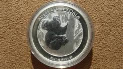 1 доллар 2013 г. Австралия, Коала, серебро