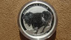 1 доллар 2014 г. Австралия, Коала, серебро