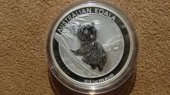 1 доллар 2015 г. Австралия, Коала, серебро