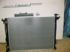 Радиатор охлаждения двигателя. Hyundai ix35, LM Hyundai Tucson Kia Sportage Двигатели: D4HA, G4KD, G4NA
