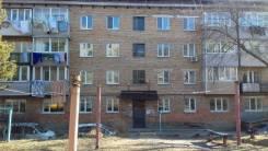 1-комнатная, улица Щорса 1. глубокая, частное лицо, 30кв.м. Дом снаружи