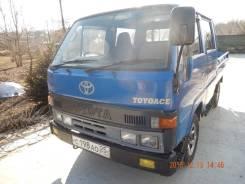 Toyota ToyoAce. Продаётся превосходный грузовичёк!, 2 400куб. см., 1 250кг., 4x2