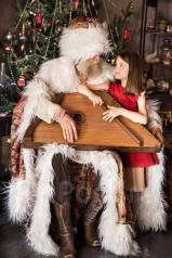 Настоящий Дед Мороз.