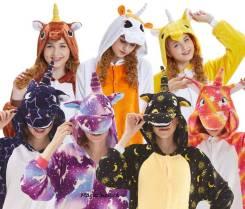 Пижамы–кигуруми. 38, 40, 42, 44, 40-44, 40-48, 46. Под заказ
