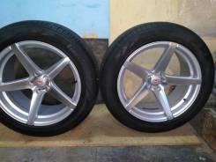 """Комплект колес с дисками Vossen. 9.0x19"""" 5x114.30 ET20 ЦО 73,1мм."""