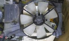 Вентилятор охлаждения радиатора. Toyota Carina Двигатель 2CT