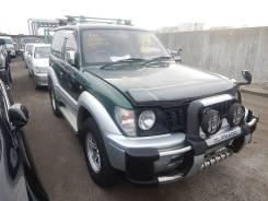 Кузов целый на Toyota Land Cruiser Prado