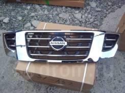 Решетка радиатора. Nissan Patrol, Y62. Под заказ