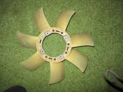 Вентилятор охлаждения радиатора. Toyota Chaser Двигатель 1JZGTE