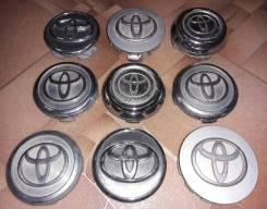 """Колпачки на литые диски Toyota 1шт. Диаметр 5.5"""""""", 11шт"""