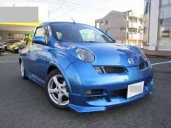 Бампер передний Impul Nissan March/Micra K12