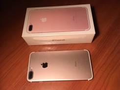Apple iPhone 7 Plus. Б/у, 32 Гб, Розовый, 3G, 4G LTE, Защищенный, NFC