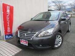 Nissan Sylphy. вариатор, передний, 1.8 (131л.с.), бензин, 49 000тыс. км, б/п