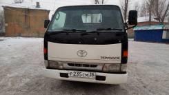 Toyota ToyoAce. Рессорный вкруг, дизель 5 L, категория В, обмен, 3 000куб. см., 1 500кг., 4x2