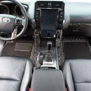 Коврик. Toyota Land Cruiser Prado, GDJ150, GDJ150L, GDJ150W, GRJ150, GRJ150L, GRJ150W, KDJ150, KDJ150L, LJ150, TRJ150, TRJ150L, TRJ150W