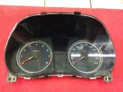 Панель приборов. Hyundai Solaris, RB Двигатели: G4FA, G4FC