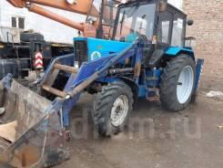 Елазовец ЭП-2630Е. Продаю трактор Беларус - 82.1 2008 г. в., ОТС., 0,28куб. м.