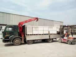 Услуги грузовика с манипулятором, эвакуатора до16т. метал12м., контейнера