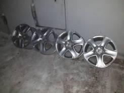 "Honda. 8.0x17"", 5x120.00, ET55, ЦО 64,1мм."