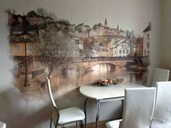 Художественная роспись стен, Ручная лепка, Картины.