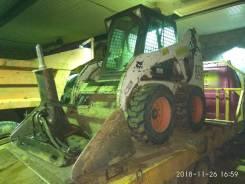 Bobcat S175. Продается Мини-Погрузчик , 900кг., Дизельный