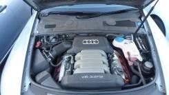 Двигатель в сборе. Audi S6, 4F2 Audi A6, 4F2, 4F2/C6 Двигатели: ASB, AUK, BAT, BBJ, BDW, BDX, BKH, BLB, BMK, BNA, BNG, BNK, BPJ, BPP, BRE, BRF, BSG, B...