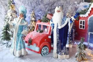 Дед Мороз! Дед Мороз и Снегурочка ! Утренники! Выезда на дом!