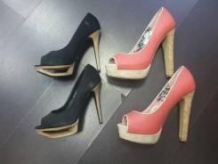 Туфли на каблуках, 39 и 35
