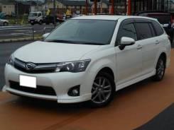 Toyota Corolla Fielder. автомат, передний, 1.5 (74л.с.), бензин, б/п. Под заказ