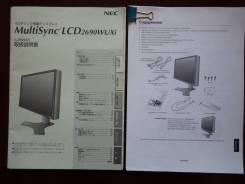 "NEC. 25.5"", технология ЖК (LCD)"