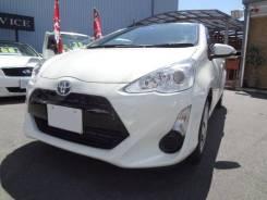Toyota Aqua. автомат, передний, 1.5 (74л.с.), бензин, б/п. Под заказ