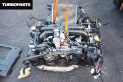 Двигатель в сборе. Subaru Forester, SH5, SH9, SH9L, SHJ Двигатель EJ205