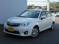 Toyota Corolla Axio. автомат, передний, 1.5 (74л.с.), бензин, б/п. Под заказ