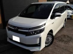 Toyota Voxy. автомат, передний, 1.8 (99л.с.), бензин, б/п. Под заказ