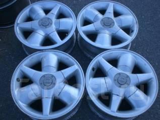 """Nissan. 7.0x16"""", 6x139.70, ET24, ЦО 100,1мм."""