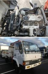 Mitsubishi Fuso Canter. Продам mmc кантер 4wd. Мостовой! Двс 4d32. 76000тыс пробега!, 3 600куб. см., 2 000кг., 4x4