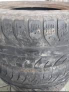 Bridgestone Ice Cruiser 7000. зимние, шипованные, б/у, износ 50%