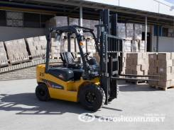 Liugong CPCD 25. Новый дизельный вилочный погрузчик LiuGong CPCD25 2.5 тонны, 2 500кг., Дизельный