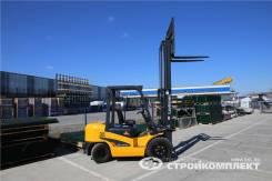 Liugong CPCD 30. Новый дизельный вилочный погрузчик LiuGong CPCD30 3 тонны, 3 000кг., Дизельный