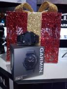Часы-навигатор Garmin Fenix 5 Gray&Black
