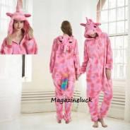 Пижамы–кигуруми. 38, 40, 42, 44, 40-44, 40-48, 46