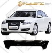 Дефлектор капота. Audi A6, 4F2/C6, 4F5/C6 Двигатели: CAEB, CAGB, CAHA, CAJA, CANA, CANC