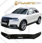 Дефлектор капота. Audi Q3, 8UB