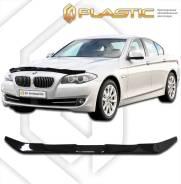 Дефлектор капота. BMW 5-Series, F10, F11