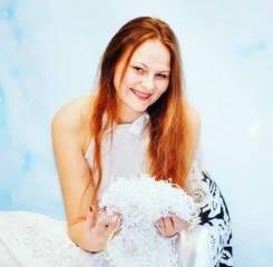 Поющая ведущая Дарья Заграй