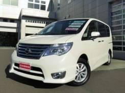 Nissan Serena. вариатор, 4wd, 2.0 (144л.с.), бензин, 37 000тыс. км, б/п